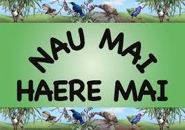 Image result for nau mai haere mai